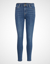 Lee Jeans Scarlett High Skinny Jeans Blå Lee Jeans