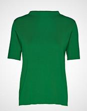 Mango Fine-Knit Sweater T-shirts & Tops Short-sleeved Grønn Mango