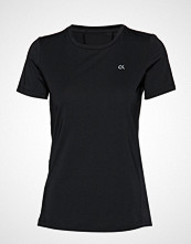 Calvin Klein Performance Short Sleeve Tee, 00 T-shirts & Tops Short-sleeved Svart Calvin Klein Performance