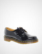 Dr. Martens 1461 Classic Black Patent Flat Shoes