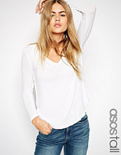 Asos Tall The New Forever T-Shirt With Long Sleeves