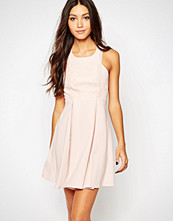 Bcbgeneration BCBG Generation Swing Dress With Lace Panel