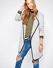 Vila Belted Drape Coat