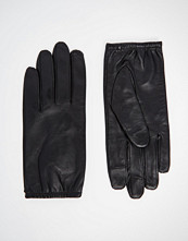 ASOS Plain Leather Gloves With Touch Screen