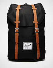 Herschel Supply Co Retreat Backpack in Black