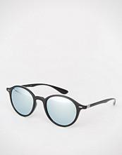 Ray-Ban Mirror Round Sunglasses