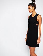 Sonia by Sonia Rykiel Ruffle Dress in Black