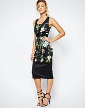 Ted Baker Secret trellis elastic dress