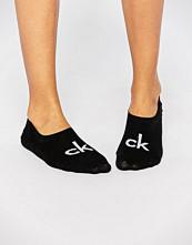 Calvin Klein Retro Logo Liner Socks