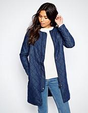 Vero Moda Quilted Denim Jacket