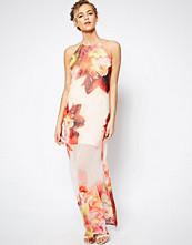 Coast Erin Print Maxi Dress in Bright Floral
