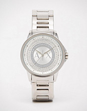 Armani Exchange Silver Lady Banks Watch ax4320