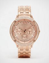 Armani Exchange Rose Gold Capistrano Watch
