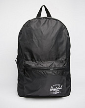 Herschel Supply Co Packable Backpack in Black