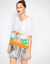 Love Moschino Crocodile T-Shirt