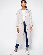 ASOS Mac with Double Collar in Premium Quality