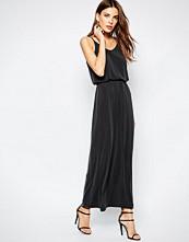 Selected Renata Maxi Dress in Cupro