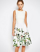 Ted Baker Secret trellis print dress