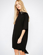 Selected Coda High Neck T-Shirt Dress
