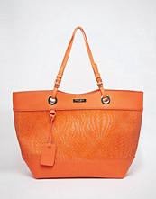 Carvela Weaved Shopper Tote Bag