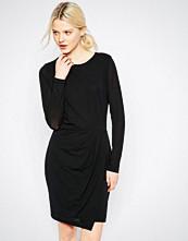 Selected Mila Wrap Dress