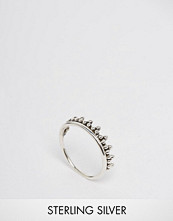 Regal Rose SERENE Sterling Silver Dotted Ring