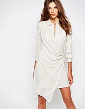 Sisley Wrap Detail Shirt Dress