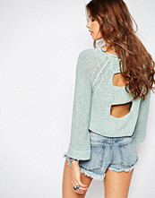 Free People Endless Stories Pullover Knit