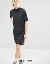 Cheap Monday High Neck T-Shirt Dress