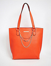 Little Mistress Large Tote Bag with Chain