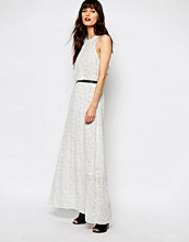 Just Female Birch Maxi Dress in Print