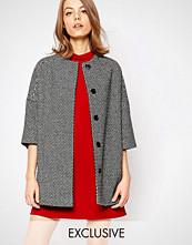 Helene Berman Geo Spot Kimono Jacket