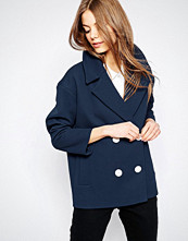 ASOS Jacket with Double Breasted Detail