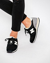 New Balance Black Suede 420 Trainers
