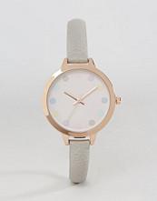 ASOS Pastel Spot Dial Watch
