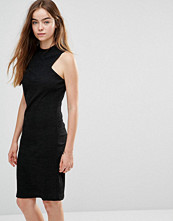 Shades Of Grey Racer Front Knit Dress