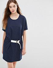 Shades Of Grey Judo Belt Bag Striped Dress