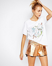 Puma X Swash Oversized T-Shirt With Front Print