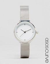 ASOS Curve Mesh Skinny Strap Watch