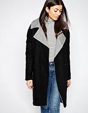 Vero Moda Jacket With Contrast Collar