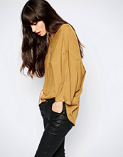 Selected COLLI 3/4 SLEEVE TOP