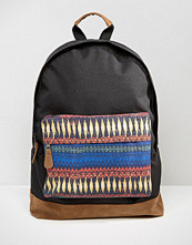 7X Backpack With Printed Pocket