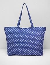 7X Paisley Print Weekend Travel Bag