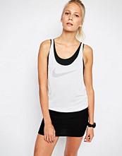 Nike Premium Double Layer Vest With Swoosh Logo