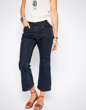 Free People 60's Raw Jeans