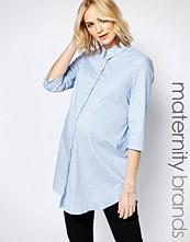 Isabella Oliver Longline Shirt