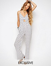 Glamorous Festival Jumpsuit With Cutout Detail
