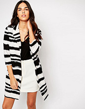 Girls on Film Striped Lightweight Jacket