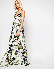 Gestuz Maxi Dress in Floral Print