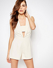 Finders Keepers Cut Out Playsuit